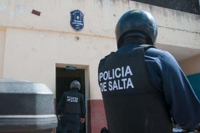 Los detenidos estaban en drogas peligrosas.