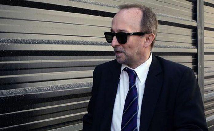 El fiscal Cartasegna dijo que fue atacado en la calle.