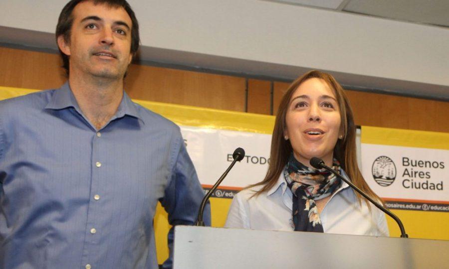 Vidal y Bullrich fueron denunciados.