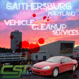 Maryland Vehicle Blood Cleanup | Maryland Blood Cleanup