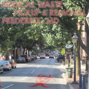 Medical Waste Collection Frederick MD
