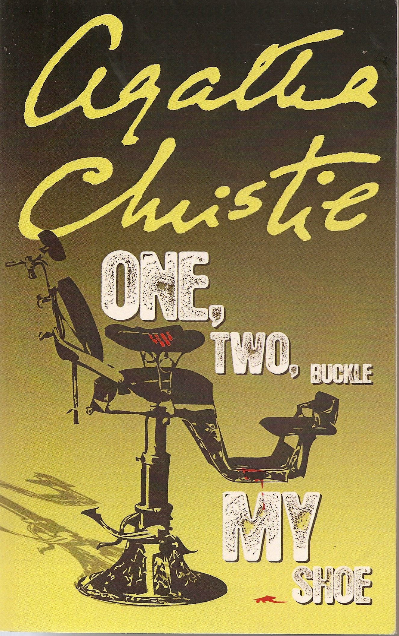 One Two Buckle My Shoe Agatha Christie