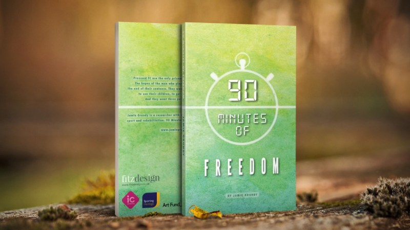 90 Minutes of Freedom Book