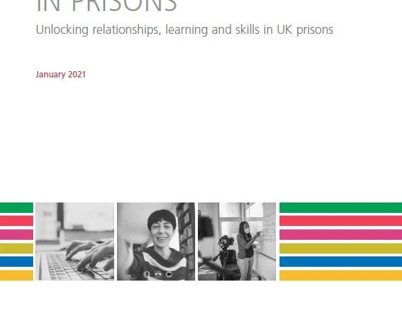 CSJ Report Digital Technology in Prisons