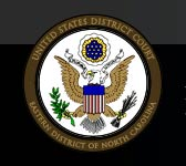 seal of us eastern district court of north carolina