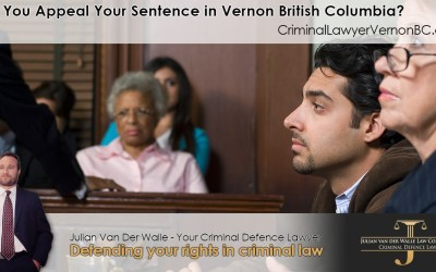 Can You Appeal Your Sentence in British Columbia?