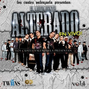 CD-Cover: Movimiento Alterado Vol. 4