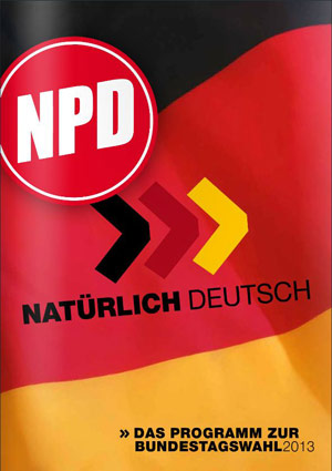 NPD_Wahlprogramm