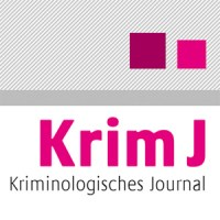 Kriminologisches Journal (KrimJ) 2/2018 erschienen