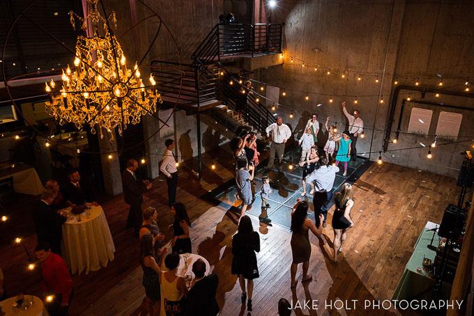 Jake Holt dance party