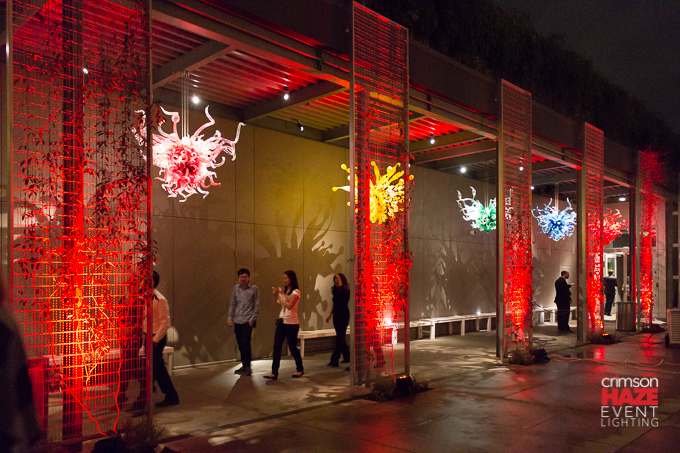 Microsoft App Plat Holiday 2015, Chihuly Garden and Glass, Decem