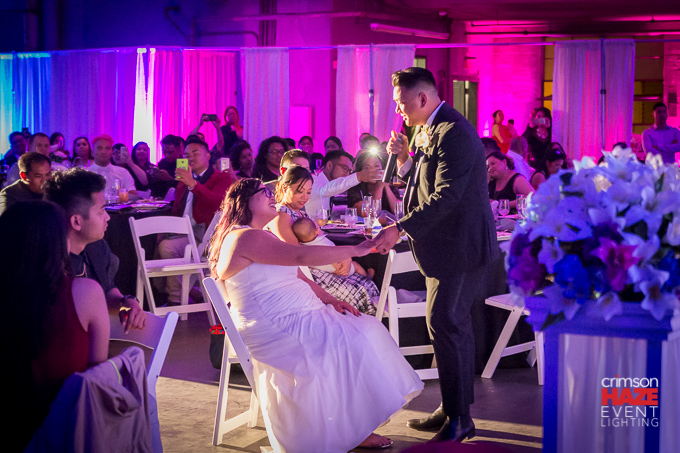 Wedding, Hotel Max Artist Loft, May 2016