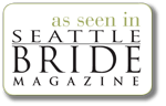 As Seen in Seattle Bride Magazine