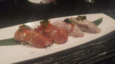 Torched Toro, Torched Hamachi