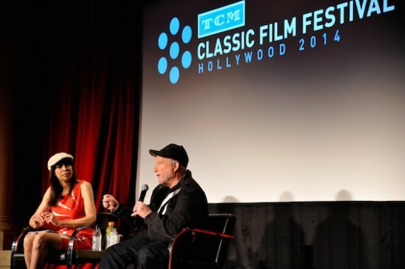 2014 TCM Classic Film Festival - A Conversation With Richard Dreyfus at Club TCM at the Hollywood Roosevelt Hotel