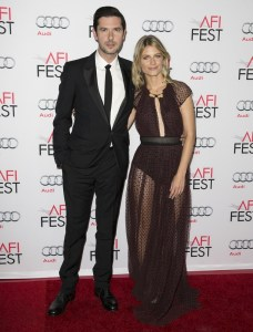 World premiere gala screening of 'By the Sea' at TCL Chinese Theater - Red Carpet Arrivals Featuring: Melvil Poupaud, Melanie Laurent Where: Los Angeles, California, United States When: 05 Nov 2015 Credit: Brian To/WENN.com