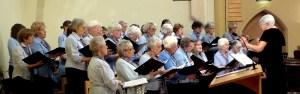 Cringleford Singers Christmas Concert 2018