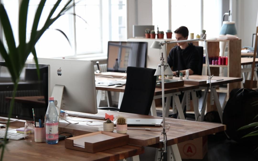 Tips om je kantoor mooi te maken