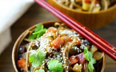 Afhalen bij een Chinees restaurant