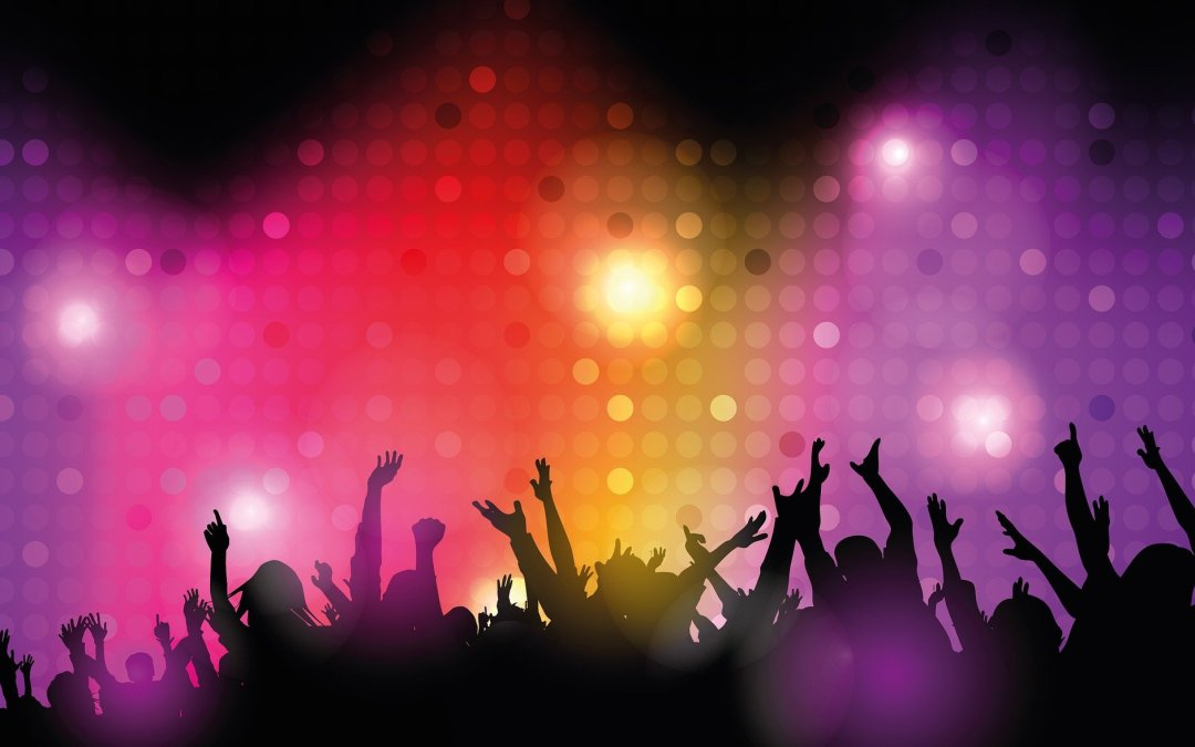 Silent disco razend populair