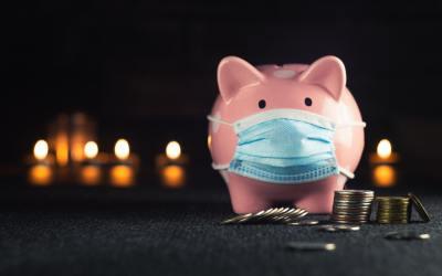 Geld besparen tijdens een pandemie