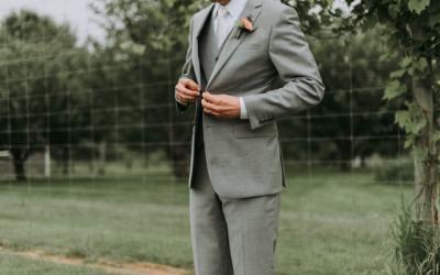 Een trouwkostuum voor heren uitzoeken