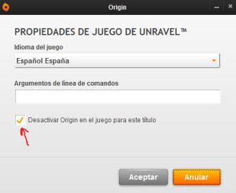 OriginEnJuego