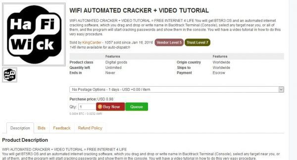 wifi automated cracker