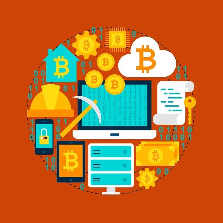 melhor maneira de ganhar dinheiro com mineração de bitcoin diferença entre moeda virtual e moeda digital