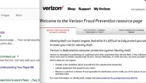 Fraude-pesquisa-linha-Verizon