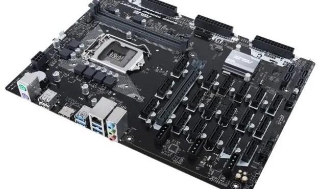 Nível desbloqueado: a ASUS lançará a placa-mãe com 19 portas para GPUs