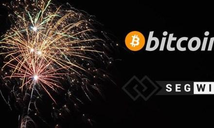 SegWit é oficialmente ativado na rede Bitcoin