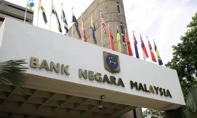 Banco Central de Malásia pretende regular as criptomoedas antes que finalize o ano