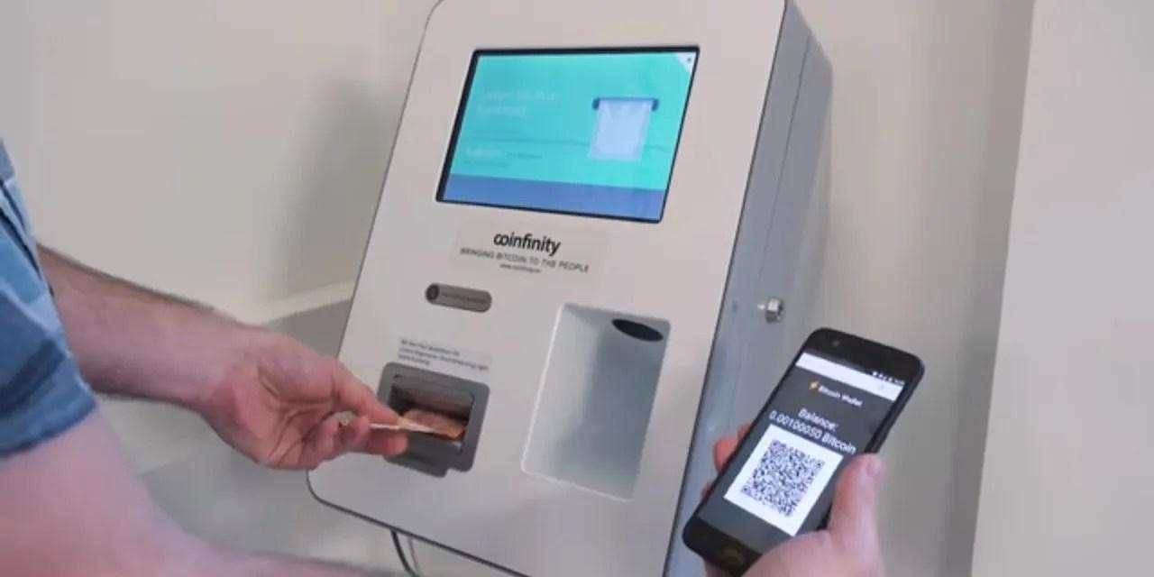 Realizam a primeira transação com Lightning Network através de um caixa eletrônico de bitcoins