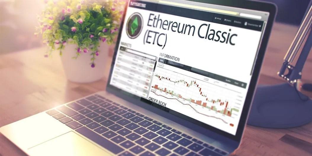 Dificuldade-equipe-Ethereum-Classic