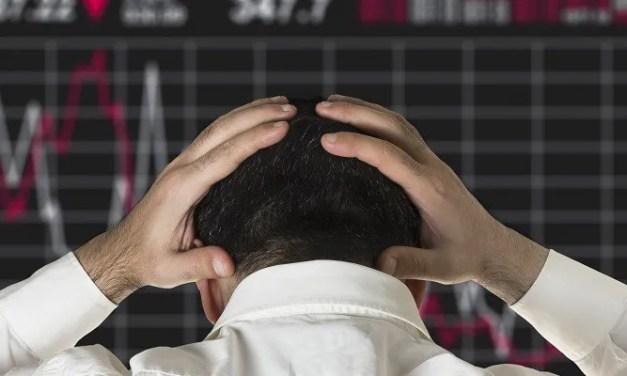 Criptomercado perde quase 40 bilhões de dólares num dia