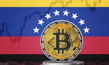 Downloads, pesquisas e volumes de intercâmbio para bitcoin aumentam na Venezuela
