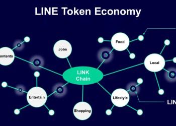 Token-Blockchain-Line-Chain