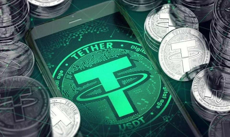 Dominância de Tether cai em 78% entre os token ancorados ao preço do dólar