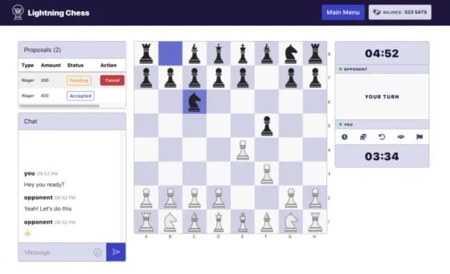 online-LN-xadrez