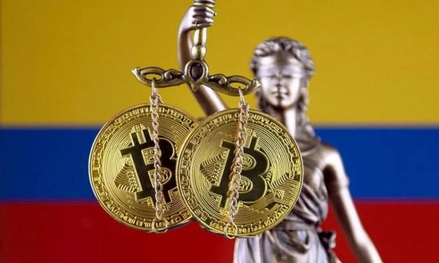 Deputado Colombiano apresenta projeto de lei para regular criptobolsas