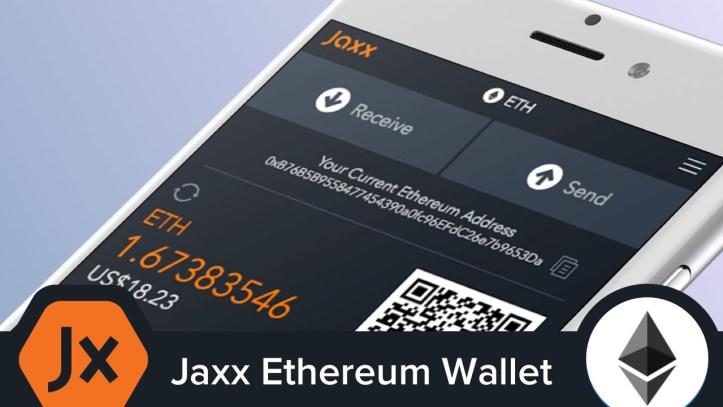 Jaxx-Ether