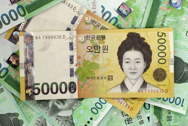 Won-Korea-Sur