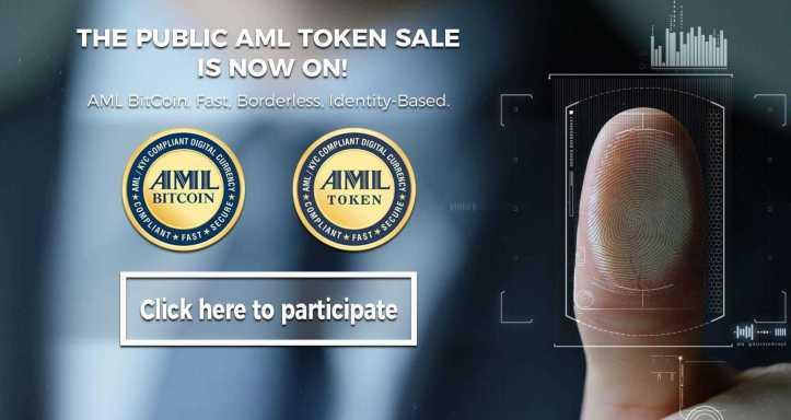 AML-Bitcoin-Token-ICO