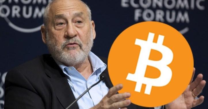 Joseph-Stiglitz Bitcoin