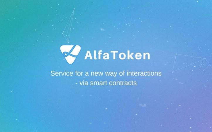 AlfaToken-ICO
