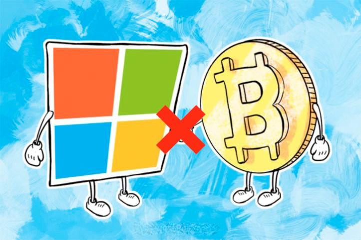 Microsoft-Depositos-Bitcoin