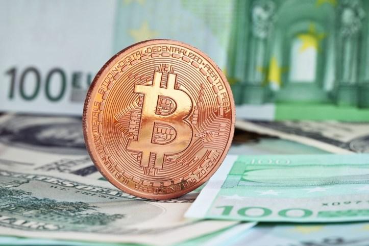 Bitcoin Euro República Checa