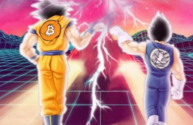 Bitcoin y Litecoin criptomonedas del futuro