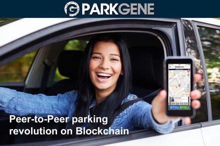 Parkegene-Blockchain-Estacionamiento